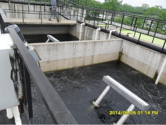 桂林惠通生物科技有限公司廢水處理站改造