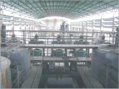 廣西賀達紙業公司苛白泥資源化處理工程