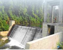 老撾楠龍河水電站工程