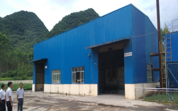 柳州市6個鎮級垃圾處理運營